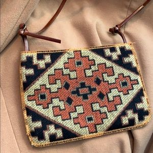 Vintage Tribal Inspired Small Purse